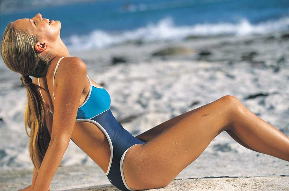 karcsúsító bikini felső
